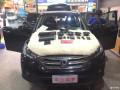 本田CR-V丹拿272二分频音响改装――佛山汽车音响改装
