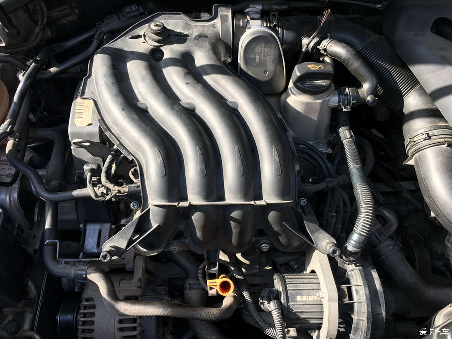 汽车发动机高压包价格_自己动手换老腾2.0发动机的喷油嘴和点火线圈高压包_第3页_速腾 ...