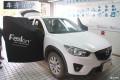 【武汉乐改汽车音响改装】--马自达CX-5全车隔音、喇叭升级