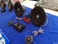 广西南宁大众迈腾音响改装-JBL喇叭+DLS喇叭+中道隔音