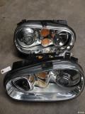 出高4改装尾灯R32大灯