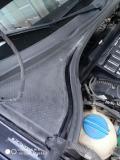 2014款新帕萨特加装外置空调滤芯―适合所有大众简配车辆