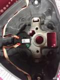 大众6代多功能方向盘+气囊