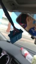 行车记录仪阅读灯取电完美解决