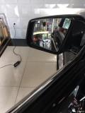奔驰R320改一键启动无钥匙进入2017年佛山盲点辅助