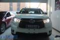 上海改装车灯蓝精灵大灯改装崇明丰田汉兰达汽车灯光升级