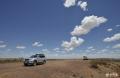 2013款3.0T柴油霸道开了半个澳洲来交个作业