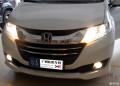 广州奥德赛车灯老化发黄怎么办,广州炫酷专业改灯升级双光透镜