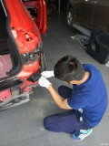 途观L330旗舰改变道辅助、二代胎压、门灯等作业,多图!