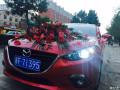 【见匠心之我与Axela的故事】出婚车,内有新娘,小伴娘。