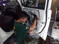 乐动全程传祺GS4汽车音响改装史太格SQ650C