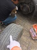大众帕萨特原装拆车轮毂