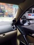 细腻动听大众途观汽车音响改装诗蔓ST-4