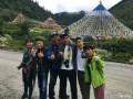 六人一车汉兰达自驾游西藏-不观世界,哪来的世界观