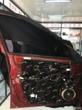 如闻天籁银川天诚奔腾X80汽车音响改装DLSMA6.2SQ