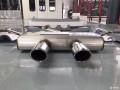 德国大众原装VOTEX高7全车包围+尾翼+排气(奥地利)
