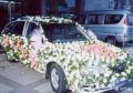 520结婚的队伍一个接一个,婚车千奇搜一搜