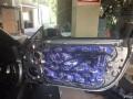 日产350Z跑车改装汽车音响隔音汕头市星悦汽车音响升级中心