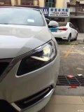 车灯太暗怎么办?新车奇瑞车灯升级改装GTR海拉5双光透镜