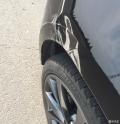 锐界老司机请进,车子受伤问题.
