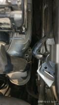 奔驰C200清洗节气门