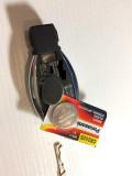 车钥匙没电了可以自己换,能省一点是一点