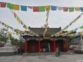 陕西省唯一藏传佛教寺院---广仁寺