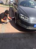 北京汽车换车胎