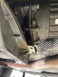 上海A6l45Tfsi四驱变速箱差速器连接处严重漏油