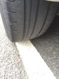 更换轮胎规格为21555R16作业及使用感受