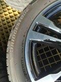 借宝地出一套奔驰c200原厂轮毂带胎(大众可用)