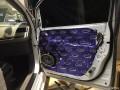 汕头市星悦汽车音响升级中心改装丰田塞纳全车大能隔音加引擎盖