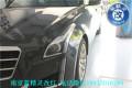 【高清大图】凯迪拉克CTS车灯大灯改装升级图片示例