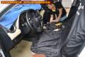 昆明丰田RAV4音响改装丹拿芬朗捷力音响系统,极致音效!