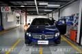 武汉奔驰改装奔驰GLC升级12.3寸大屏导航+氛围灯