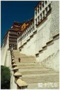 不负时光的西藏之旅,途观L值得托付