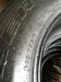 帕杰罗V31V73v93,24575R17普利司通AT轮胎
