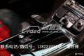 奥迪A8L科技感极强的内饰改装,全车航空座椅加装