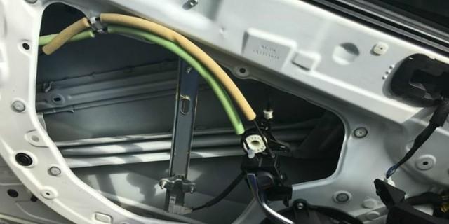 给我的马自达CX-5 安装无钥匙进入 舒适进入