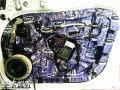 济南沃尔沃XC90汽车音响 改装丹拿喇叭三分频 孚卡悦听