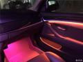 深圳宝马520改装加装双色多色氛围灯
