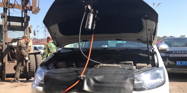 夏朗4w 保养 清洗节气门 三元催化 进气系统 喷油嘴 等