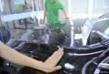 黑色大块头,奔驰GLC全车固驰隐形车衣!!!细节是关键~