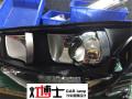 东莞寮步专业改灯奥迪A1改灯大灯升级GTR双光透镜氙气大灯