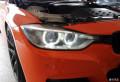 宝马升级车灯 改双光透镜氙灯才是王道!