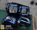 成都关于长城CS75升级大灯双光透镜氙气大灯改装四驱套件