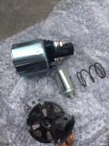 启动马达更换碳刷架和吸力包