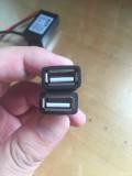09老老明,闲来无事,做两个USB充电孔。