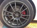 出18寸OZ轮毂意大利产,带9成AD08R胎