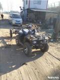 大爷,这个四轮摩托车改装得不错